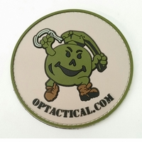 OPT Gren-Ade Logo PVC Patch