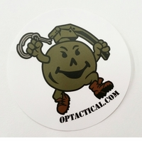 OPT Gren-Ade Logo Sticker