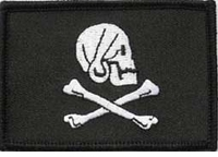 OPT Henry Every Pirate Flag Patch