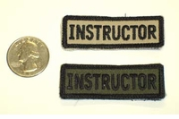 OPT Instructor Patch