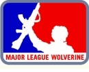 OPT Major League Wolverine Patch