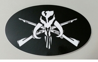 OPT Mandalorian Infantry Sticker
