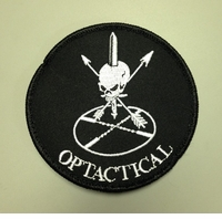 OPT SF Sniper Logo Patch