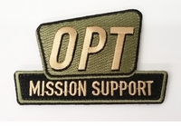 OPT Sign Logo Patch