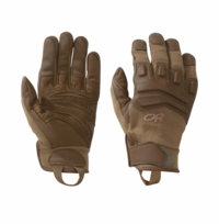 Clearance Outdoor Research Firemark Sensor Gloves FR - Coyote