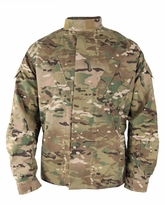 Clearance Propper Multicam Combat Coat 65/35 NyCo Battle Rip