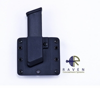 Clearance Raven Concealment Single Modular Pistol Mag Carrier