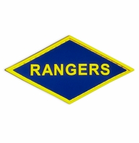 RE Factor PVC WWII Ranger Patch