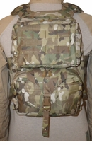 Clearance Mayflower Assault Back Panel Type 1 MOLLE