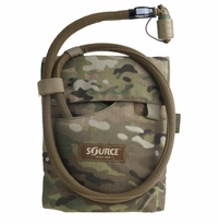Source kangaroo 1L Bladder with Collapsible Canteen Pouch