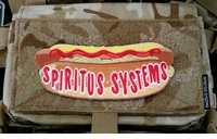 Spiritus Systems Hotdog Patch