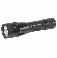 Surefire Fury DFT Dual Fuel Tactical Flashlight - 1500 and 1200 Lumens
