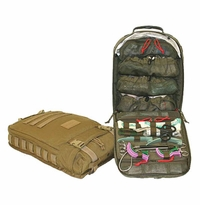 Tacops M-9 Assault Medical Backpack