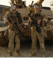USA Special Forces Sniper Observer 2007 (OIF Surge)