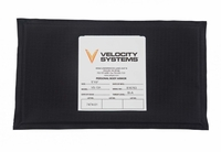 Velocity Systems Level IIIA Soft Armor Inserts for Cummerbund - Pair (R)