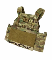 OPT-Velocity Systems LWPC with Mesh Padding and MOLLE Back Panel
