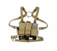 Zulu M4 Reduced Signature Chest Rig (RSCR)