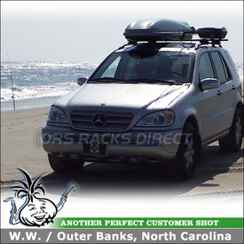 mercedes ml roof racks