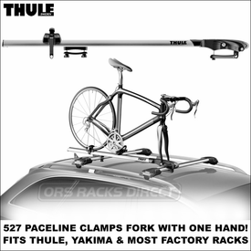 All-New 527 Thule Paceline Bike Racks Now Shipping