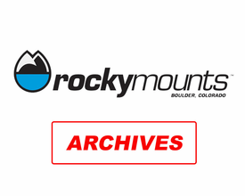 All RockyMounts Discontinued Archived Products