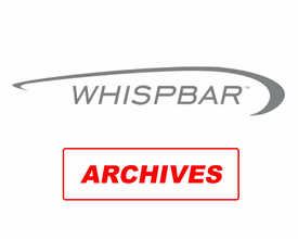 All Whispbar Discontinued Archived Products