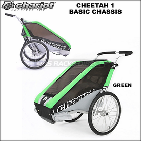 Chariot Cheetah 1 and Cheetah 2 Baby Strollers, Joggers, Ski Pulks and Bike Trailers Are Here