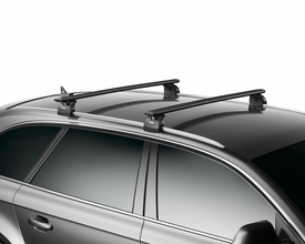 Fixed Point and Track Crossbar Systems