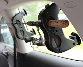 Inno ZR223 Interior Car Window Fishing Rod Rack
