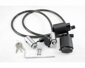Küat Transfer Cable and Hitch Lock Kit