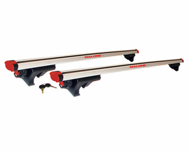 Malone Airflow Universal Cross Rail Roof Rack System