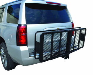 """Malone HitchKing 2 Deluxe Hitch Mount Cargo Tray for 2"""" Hitches"""