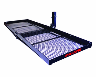 """Malone HitchKing Standard Hitch Mount Cargo Tray for 2"""" Hitches"""