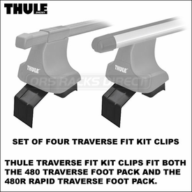 New Thule Racks Fit Kits - 1625 1629 1633 1638 1651 1656