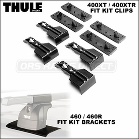 New Thule Racks Podium Fit Kits - 3083 3092 3103