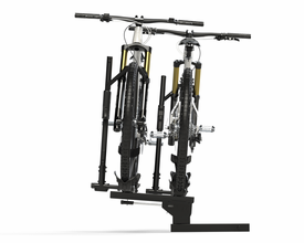 "RockyMounts MonoRail Platform Style Hitch Mount Bike Rack for 2"" Hitch -- RM10004"