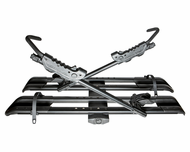 "RockyMounts SplitRail Platform Style Hitch Bike Rack for 2"" Hitch"