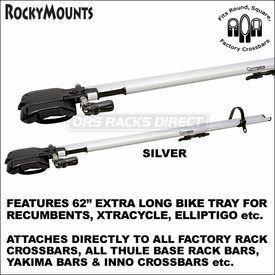 RockyMounts TieRod Stretch and PitchFork Stretch Bike Racks Now Available