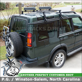Land Rover Racks For Range Rover Evoque LR3 LR2 Freelander Discovery Series  II Defender Etc.   ORSracksdirect.com