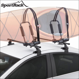 SportRack Kayak Racks-Canoe Holders and Rooftop Foam Blocks-Straps Kits