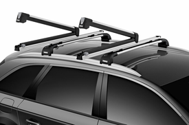 Thule 7325 SnowPack Extender Slide-Out Snow Sports Carrier
