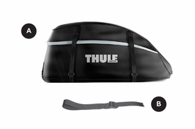 Thule 868 Outbound Roof Top Luggage Bag Available Parts