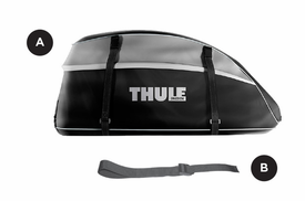 Thule 869 Interstate Cargo Roof Bag Available Parts