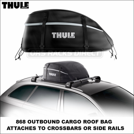 Outbound Cartop Cargo-Luggage Bags Now in Stock