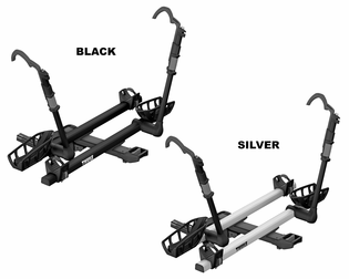 """Thule 9034XT T2 Pro XT Tray Style Hitch Mounted Bike Rack for 2"""" Receivers"""