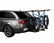 "Thule 9044 T2 Classic Hitch-Mounted Platform Bike Rack for 2"" Hitch"