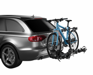 Thule 9054 DoubleTrack Pro Tray Style Hitch Mounted Bike Rack