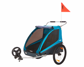 Thule Coaster XT Bicycle Trailer and Stroller