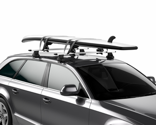 Thule DockGrip Kayak and SUP Carrier 895