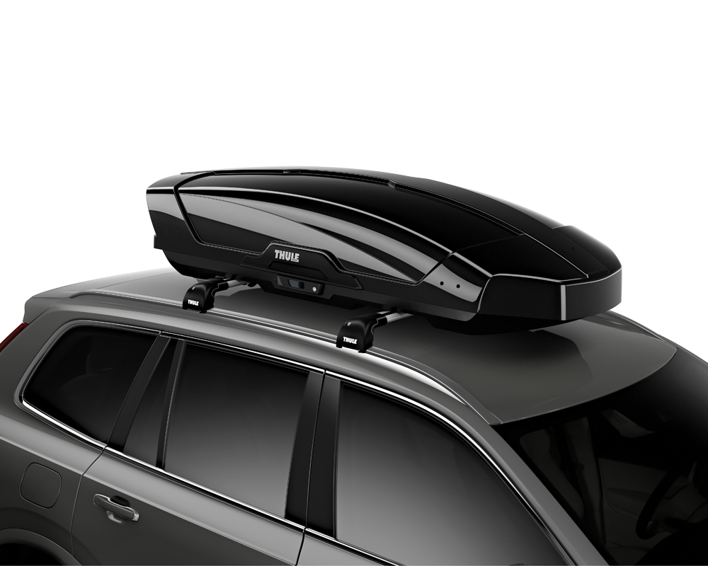 Thule Motion XT-L Large Roof-Mounted Cargo Box ...  sc 1 st  ORS Racks Direct : box roof - memphite.com