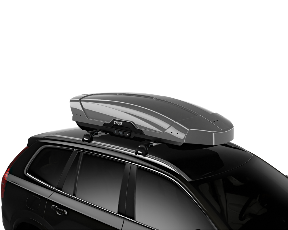 ... Thule Motion XT L Large Roof Mounted Cargo Box ...